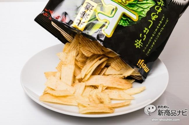 上辛塩わさび味IMG_2841