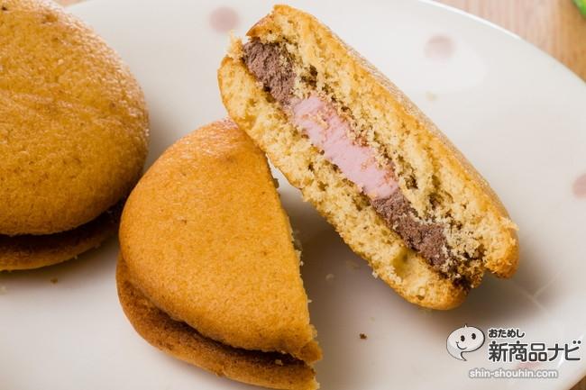 コアラのマーチケーキ<チョコ&いちご>IMG_8599