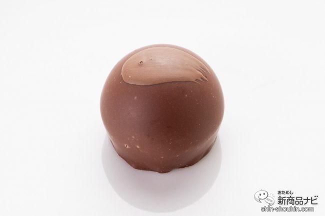 日本酒が入ったチョコレートトリュフ